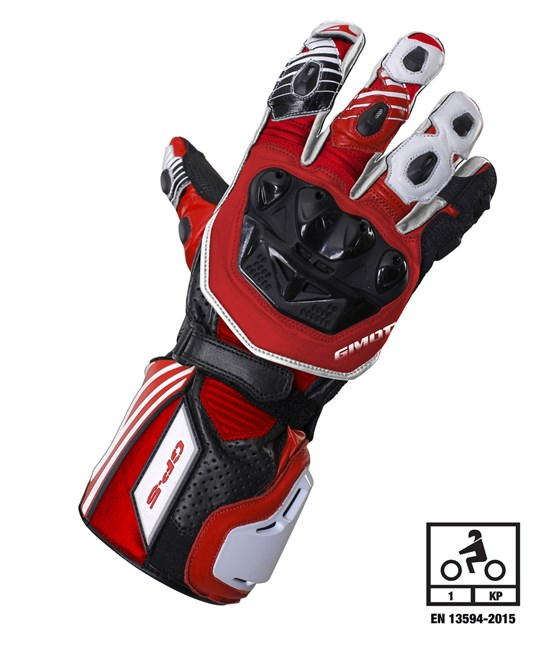 GP5 GLOVES RED